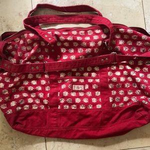 American Eagle weekender duffle bag